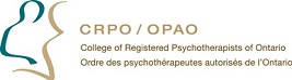 College of Registered Psychotherapists logo